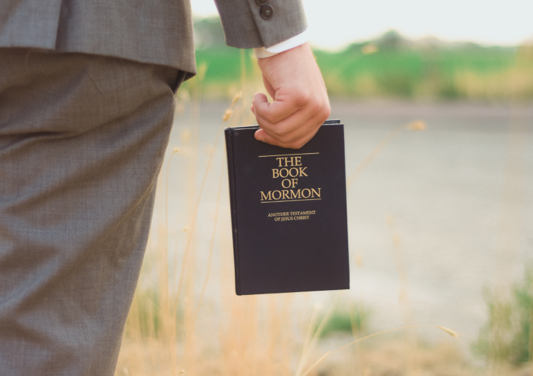 How To Respond To Mormon Missionaries