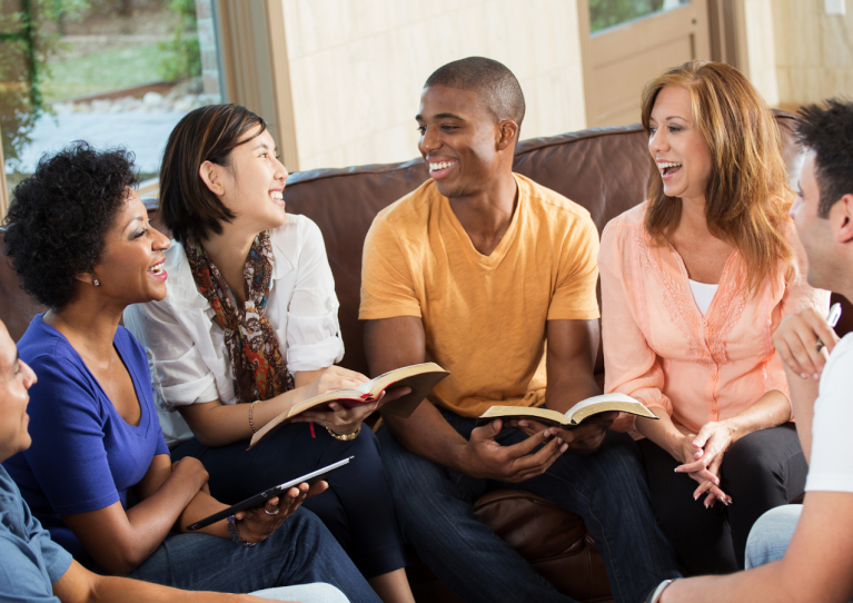 Why join small groups